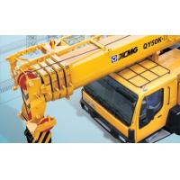 Wholesale 2017 XCMG official QY50K-II 50ton crane mobile crane truck crane from china suppliers