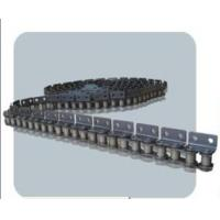 Buy cheap Steel chain for glass beveling machine, glass machine spare parts, Suntech spare parts from Wholesalers