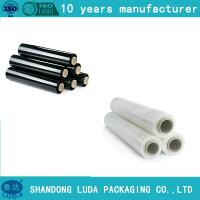 Wholesale PE Material and Cling Film Usage pallet wrap stretch film from china suppliers