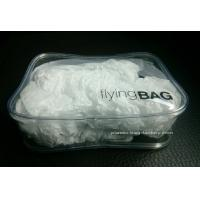 Wholesale Men Clear Vinyl Airline Travel Kit Bag ,  Travel Kit Organizer for Airport Security Check from china suppliers