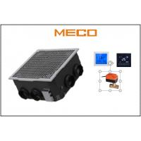 Wholesale Decorative Water Cassette Fan Coil Unit 1600CFM 2 Tube System Compact Design from china suppliers