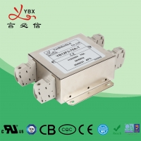 Wholesale 30A AC Single Phase Electrical Noise Filter / EMC Mains Power Noise Filter from china suppliers
