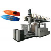 Wholesale Large Plastic Extrusion Blow Molding Machine , 1.8m / 2.7m Boat Plastic Moulding Machine from china suppliers