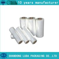Wholesale High Quality PE Stretch Wrap Film Roll for pallet wrapping from china suppliers