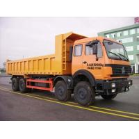 China China famous best price North Benz 8*4  LHD/RHD dump truck/tipper for sale, good price North Benz dump tipper truck on sale
