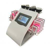 Wholesale Women Facial / Body / Arm Lipo Cavitation fatty acids Machine Ultrasonic Vacuum Fractional RF from china suppliers