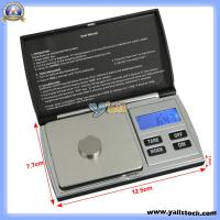 Wholesale 500gx0.01g Jewelry Electronic Scale (Black and White) -T00499 from china suppliers