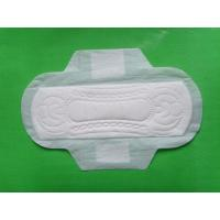 Wholesale cotton top sheet sanitary napkin with wings from china suppliers