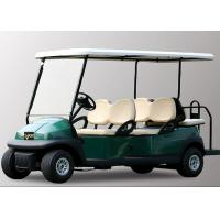 Wholesale 48V 6 Seater Electric Golf Cart With Aluminum Chassis For Transportation from china suppliers