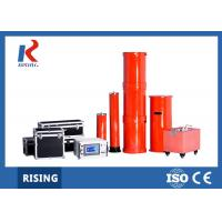 China RSCX Resonance Testing Equipment Variable Frequency Cable AC Resonant Test System on sale