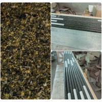 Wholesale Green Solid Granite Worktops 250MPA Compressive Strength SGS Standard from china suppliers