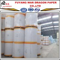 Wholesale A Grade White Coated Duplex Board with Grey Back from china suppliers
