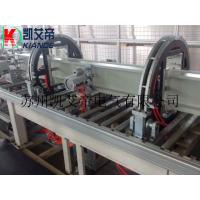 Buy cheap Busbar semi-automatic reversal assembly line / Busbar Production equipment for busway system from Wholesalers