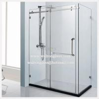 Wholesale 10mm Clear Toughened Tempered Frameless Glass Shower Enclosure from china suppliers