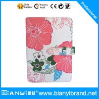Wholesale Fabric cover Planner with printing paper from china suppliers