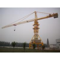 China 5t Tower Crane with 50m lifting jib on sale
