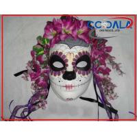 Buy cheap Sugar Skull Mask THE DAY OF DEAD MASK 20151655 from Wholesalers