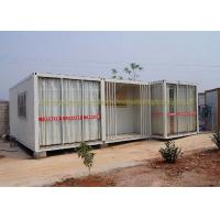 Wholesale 20Ft / 40Ft Container House Folding Container Homes Cold Formed Steel Profile from china suppliers