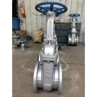 Stainless Steel Gate Valve with PED/Ce, ISO, API, etc