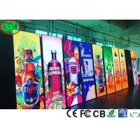 Wholesale P2 P2.5 1200cd/sqm 122880pixels LED Poster Screen SMD2121 from china suppliers