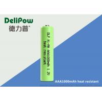 China Professional 1000mAh AAA NIMH Rechargeable Battery For Thermometer on sale