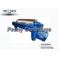 Wholesale Continuous Decanter Centrifuge For Industrial Waste Water Treatment from china suppliers