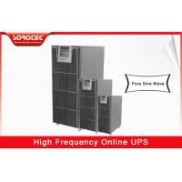Wholesale High Frequency Pure Sine Wave Uninterrupted Power Supply OnlineUPS 3KVA 220V from china suppliers