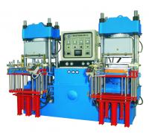 China High - efficiency Vacuum Compression Molding Machine / Silicone Kitchen Baking Mats Molding Machine on sale