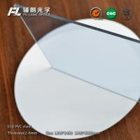 Wholesale Thickness 14mm Clean Room Wall Panels Clear Plexiglass Sheets Cut To Size Long Lifespan from china suppliers