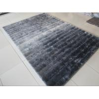 Buy cheap Soft Shade Color Line Design 3D Polyester Shaggy Rug(3229) from Wholesalers