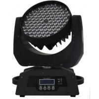 Buy cheap Rgb Led Color Mixing  Moving Head Led Wash Light / Wash moving head from wholesalers