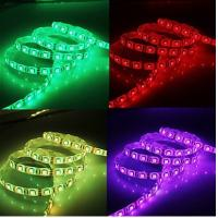 Wholesale 5M 300 LED Strip Light SMD 5050 DC12V 14.4W/M IP65 Waterproof Epoxy LED Light Strip from china suppliers