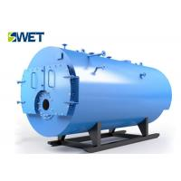 Wholesale Double Drum Industrial Water Tube Boiler , Gas Fired Fuel Longitudinal Drum Boiler from china suppliers