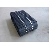 China High Running Speed Custom Snowmobile Rubber Track For ATV / SUV on sale
