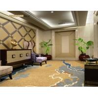 Buy cheap Commercial PVC Flooring New Zealand Wool With Nylon Material Eco - Friendly from wholesalers