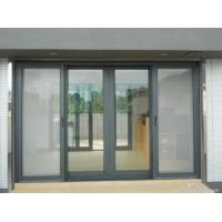 6063 / 6061 / 6060 Aluminum Door Extrusions with Powder Painted Surface