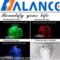 Wholesale Glowing wine bags with handle for packing from china suppliers