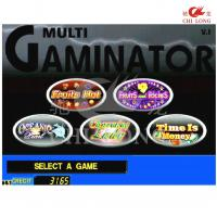 China 5 In 1 Multi  Online Jackpot  Casino Pcb Board  For Video Slot And Casino Machines on sale