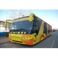 Buy cheap Airport Transfer Bus Diesel Engine Bus With 02 nr Driver Cabin Door A5300 from Wholesalers
