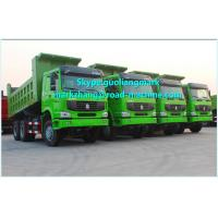 Buy cheap Unloading Sinotruk HOWO 6x4 Tipper Truck Heavy Duty Dump Truck 336HP from Wholesalers