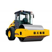 China Full Hydraulic Single Drum Vibratory Road Roller Machine XCMG XS122 With 12000kg Cummins Engine on sale