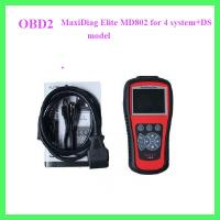 Wholesale MaxiDiag Elite MD802 for 4 system+DS model from china suppliers