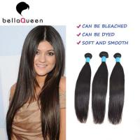 Buy cheap Beauty Works Silky Straight Indian Virgin human Hair extension Of Free Shedding from Wholesalers