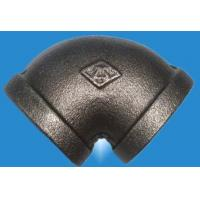 Wholesale Black Malleable iron pipe fitting - elbow from china suppliers