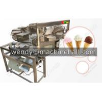Wholesale waffle cone maker forming tool|commercial ice cream cone maker|ice cream cone making machine from china suppliers