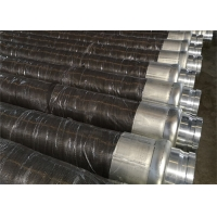 China Fabric Cover 3'' 76mm Abrasion Resistant Hose on sale