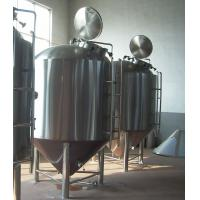 Wholesale 2000L beer fermentation tanks, fermenters, mini beer brewing equipments, beer machine from china suppliers