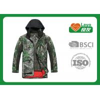 Buy cheap Mens Hunting Coats Sports , Hunting Outdoor Clothing Windbreak from Wholesalers