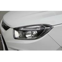 Wholesale High Precision ABS Auto Chromed Headlight Bezels for JAC S5 2013 from china suppliers