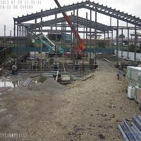Wholesale Prefab Metal Structure Buildings for Cold Room Storage, Workshop from china suppliers